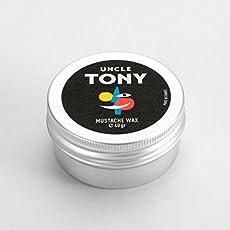 Uncle Tony Moustache Wax- 50 g