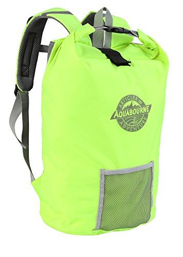 Aquabourne San Remo Wasserdichter Leichter Radfahren Rucksack (Hellgrün) Hellgrün