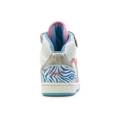 Pineapple Sneaker Mädchen Mädchen Weiß Sneaker Sneaker Pineapple Pineapple Mädchen Weiß EBqYxZnOwt