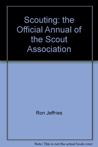 Scouting : the official annual of the Scout Association. '72