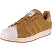 adidas superstars braun
