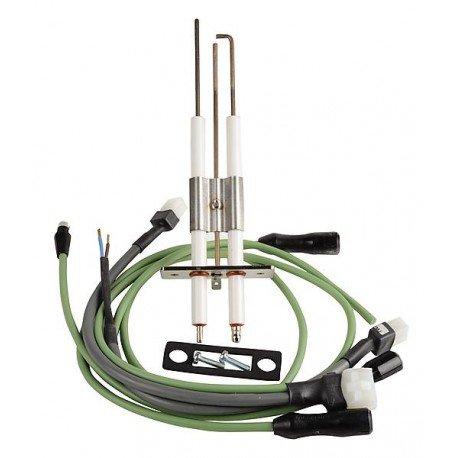 Electrode d'allumage et ionisation série G Réf. 71760