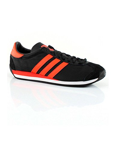 new arrival fa1ff a29e3 Adidas - Country OG - S79105 - Color Rojo-Negro - Size 42.0