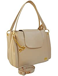 2df5f27d3bf48 I Define You Latest Trend Cream Color Party Wear Handbag   Sling bag For  Girls and
