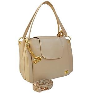 I DEFINE YOU Girls' & Women's Handbag With Sling Bag (Set of 2)