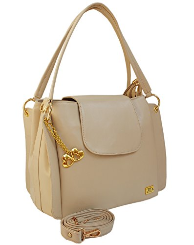 I Define You Latest Trend Cream Color Party Wear Handbag & Sling bag For Girls and Women\'s
