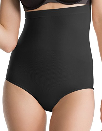 spanx-culotte-haute-amincissante-legere-tres-noir-taille-l