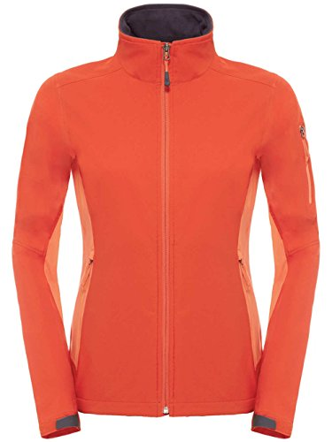 North Face Ceresio Veste Femme Fiery Rouge