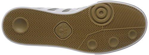 adidas Herren Seeley Skateboardschuhe Grau (Mgh Solid Grey/Footwear White/Gum)
