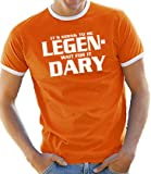 How I met your Mother - Legendary Contrast / Ringer T-Shirt S-XXL Assorted Colours