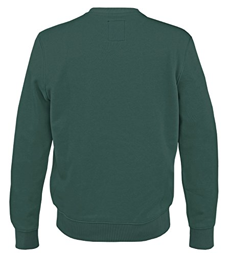 Alpha Ind. Basic Pullover Sweater Dark Petrol