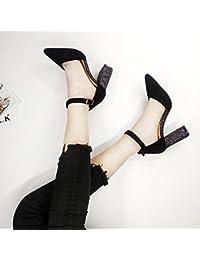 GAOLIM Women'S Single Schuhe High Heels High Heel Schuhe Schuhe 8 Cm7