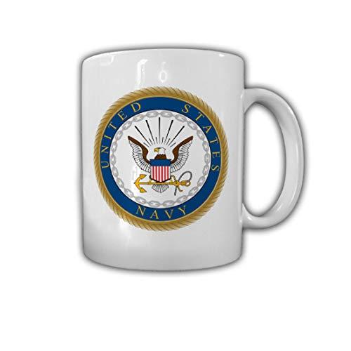 United States Navy Us Marine Wappen Tasse Kaffee Becher #26800