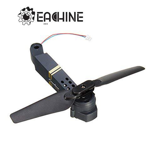 EACHINE E58 RC Quadcopter Piezas de Recambio para Brazos con Motor y hélice (Delantero Derecho)