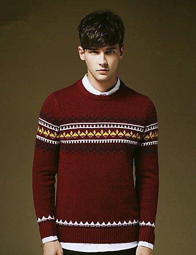 XX&GX nuove maglie per uomo gebisi maglione di svago auto-coltivazione può trasformare section_86 dolcevita maglione maschio ispessite , screen color , l screen color
