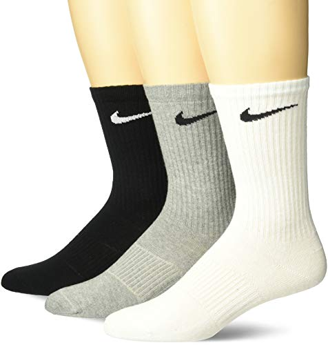 Nike Unisex Trainingssocken 3 Paar Lightweight Crew