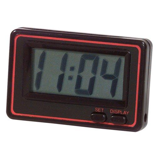Horloge à quartz digital Herbert Richter