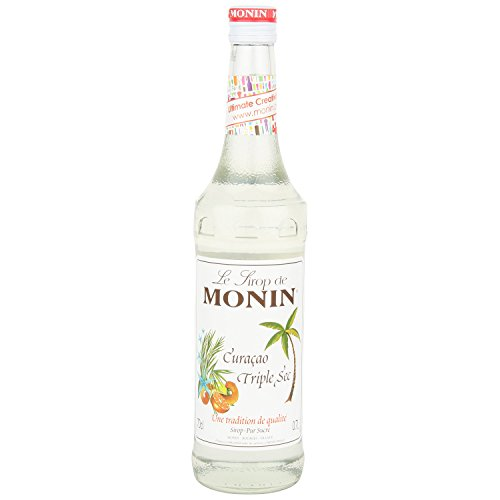 Monin Premium Orange Triple Sec Curacao Syrup 700 ml
