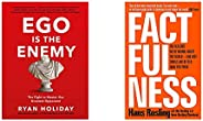 Ego is the Enemy + Factfulness: Ten Reasons We're Wrong About the World - and Why Things Are Better Than Y