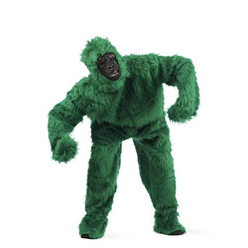 Limit Gorilla Deluxe Kostüm grün XL
