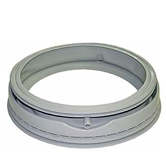 Vioks Guarnizione per oblò lavatrice, compatibile con il modelli Bosch Siemens 00361127, diametro esterno 36cm, diametro interno 27cm