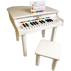 CLAUDIO REIG Piano de de cola de madera electrónico 7093