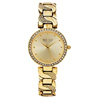 So&Co New York Casual Watch Analog Display Japanese Quartz For Women 5062.2