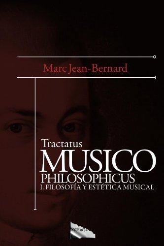 Tractatus Musico Philosophicus por Marc Jean-Bernard
