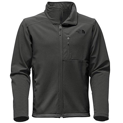 The North Face Men's Apex Bionic 2 Jacket - Asphalt Grey & Asphalt Grey - S -