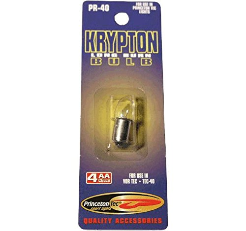 Preisvergleich Produktbild Princeton Tec Kryptonbirne zur Vortec, Predator Pro und Tec-40