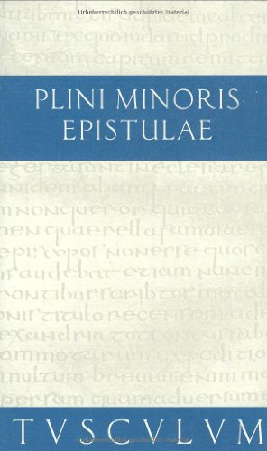 Briefe: Lateinisch-Deutsch (Sammlung Tusculum)