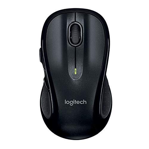 Logitech M510 - Ratón láser inalámbrico