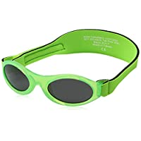 Baby Banz Sunglasses Infant Sun Protection - Ages 0-2 Years - THE BEST SUNGLASSES BABIES & TODDLERS - Industry Leading Sun Protection Rating - 100% UV