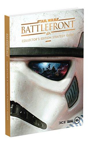 Merchandising de Star Wars: Guía edición coleccionista Battlefront