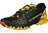 La Sportiva Bushido II Scarpa Trail Running Black/Yellow
