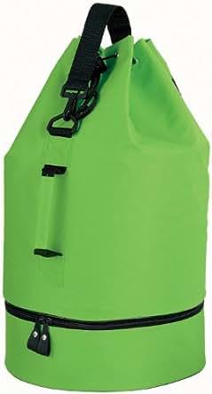 CENTRIX DUFFLE BAG SHOULDER BAG - 9 GREAT COLOURS (APPLE GREEN)