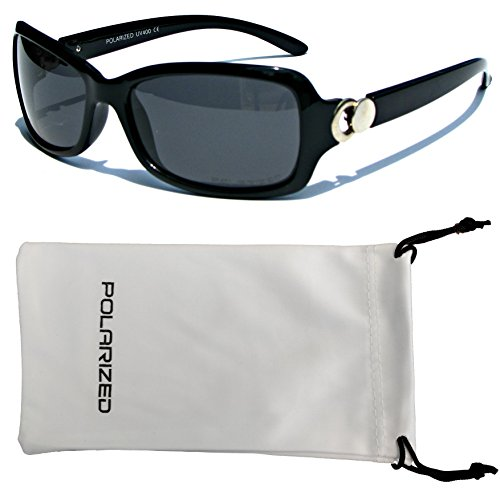 12bd5cd348b Duco Women s Classic Star Polarized Sunglasses 100 Uv Protection 1220