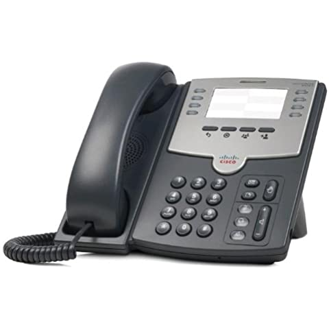 Cisco 8 Line Ip Phone With Poe And Pc Por