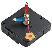 Skyllc® 3 pieces Quartz Clock Movement Mechanism Spindle Repair Tool Kit + Flower Hand