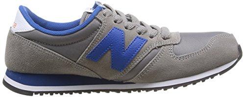 New Balance - U420 D, Sneaker Unisex – Adulto Grigio (Snoc Grey/Blue)