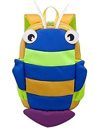 DIMY DK05 Waterproof Cute Cartoon Elementary School Bag Book Bag Pre School Backpack Shoulder Bag For Toddler...