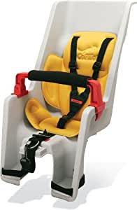 Co-Pilot Kids Taxi Child Seat - Grey/Yellow/Red, 18 Kg
