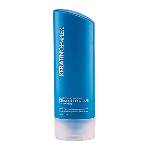 Keratin Complex Smoothing Therapy Keratin Color Care Shampoo (For All Hair Types) 400ml
