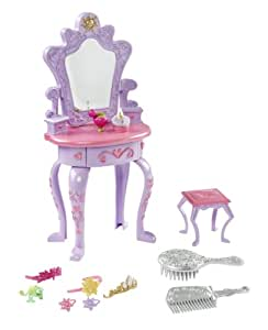 mattel v1302 disney rapunzel schmink und frisiertisch spielzeug. Black Bedroom Furniture Sets. Home Design Ideas