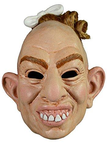 y Full Adult Costume Mask Pepper ()