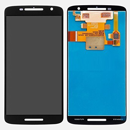 generic LCD display with Touch Screen Digitizer Lens for Motorola Moto X Play Black by apbrothers
