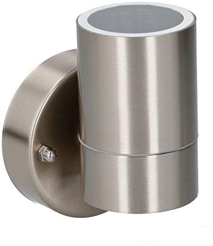 GRUNDIG Außenleuchte Wandlampe Bewegungsmelder Wandleuchte Gartenlampe Außenlampe LED (532 ohne Bewegungsmelder) -