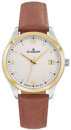 Dugena Unisex Adult Analogue Automatic Watch with None Strap 4460865