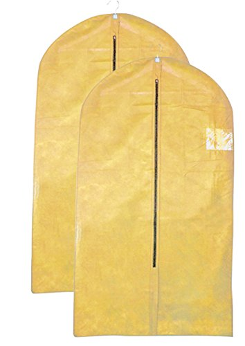 ReiTrade - Portatrajes de viaje sandfarben beige 105 cm x 60 cm