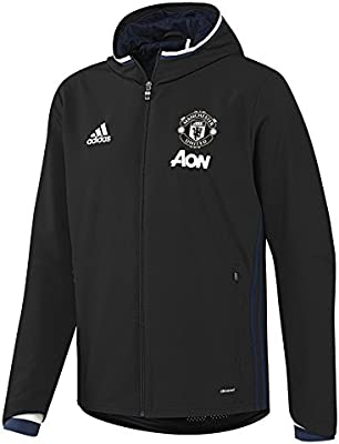 adidas Manchester United Pre Jkt - Sudadera para hombre